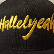 Casquette-Halleluyeah-Logo
